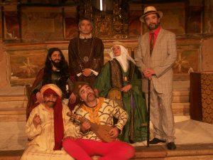 Olí-Olé Teatro y Patrimonio Histórico